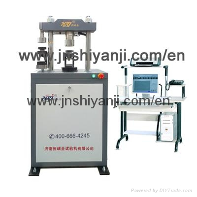 Computer Control Cement Compression and Flexuring Testing Machine 1