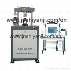 Computer Control Cement Compression and Flexuring Testing Machine