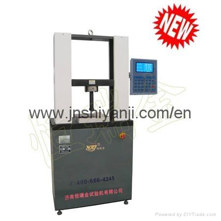 Electronic Iron Ore Pellets Compression Testing Machine 1