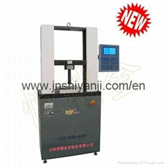 Electronic Iron Ore Pellets Compression Testing Machine