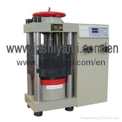 YES-2000 Concrete Compression Testing Machine 1