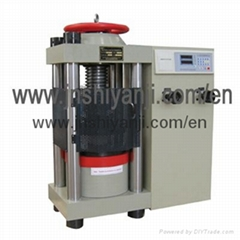 YES-2000 Concrete Compression Testing Machine