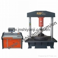 JAW-1000 well cover compression testing machine