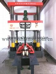 1000T testing machine