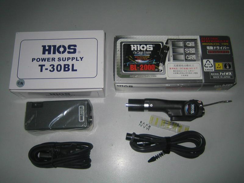 HIOS电批CL-4000 3