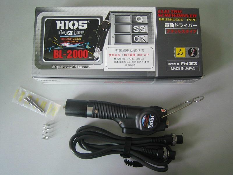 HIOS电批CL-4000 4