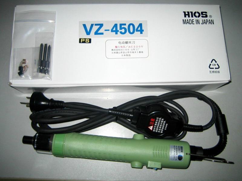 HIOS电批CL-4000 5