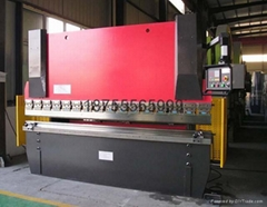 WC67Y Series CNC hydraulic Press Brake