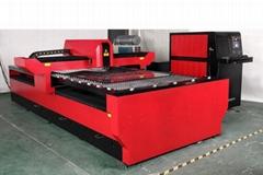 Numerical control laser cutting machine