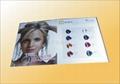 染髮膏色板 發色樣板