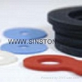 Rubber Cutting flat Gasket