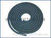 Graphite PTFE packing with oil  1