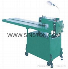 Gasket Cutter machine with double knives