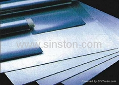 0.5mm Thickness pure Graphite sheet