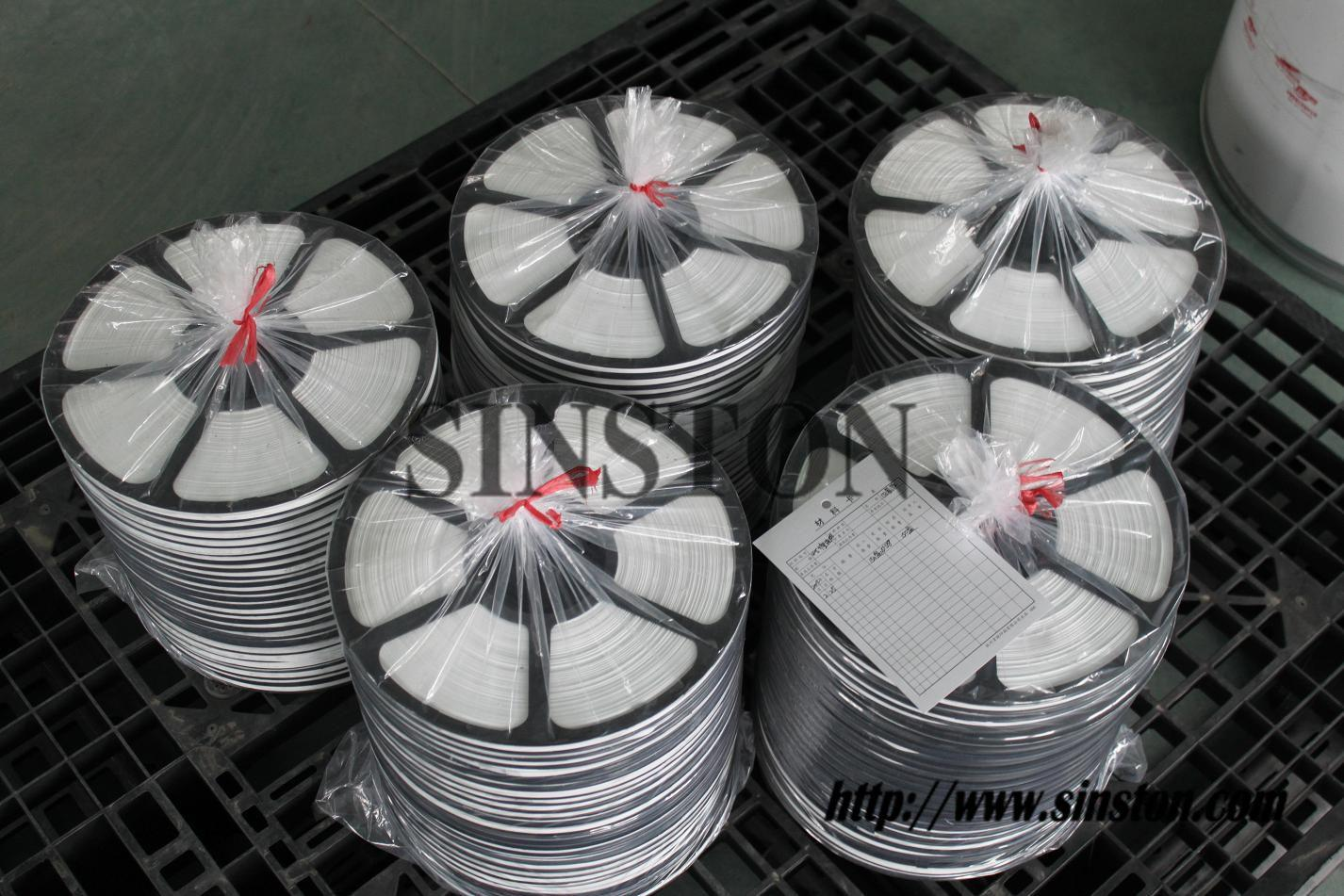 PTFE tape for making spiral wound gasket 1