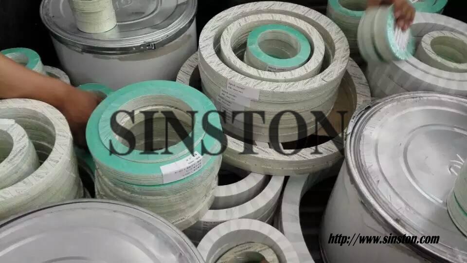 Asbestos Rubber gasket 6
