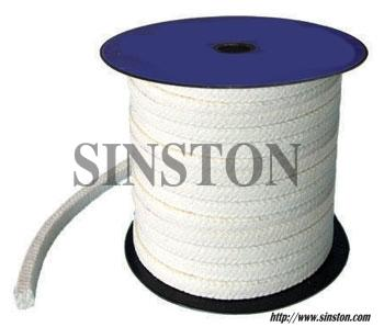 White PTFE Packing with oil 2