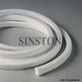 White PTFE Packing with oil 5