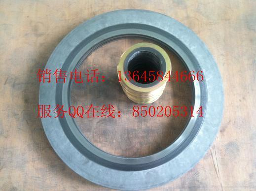 spiral wound gasket with inner ring 1