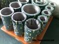 厂家直销带内外环金属缠绕垫片 2