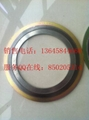 spiral wound gasket with inner and outer ring 3