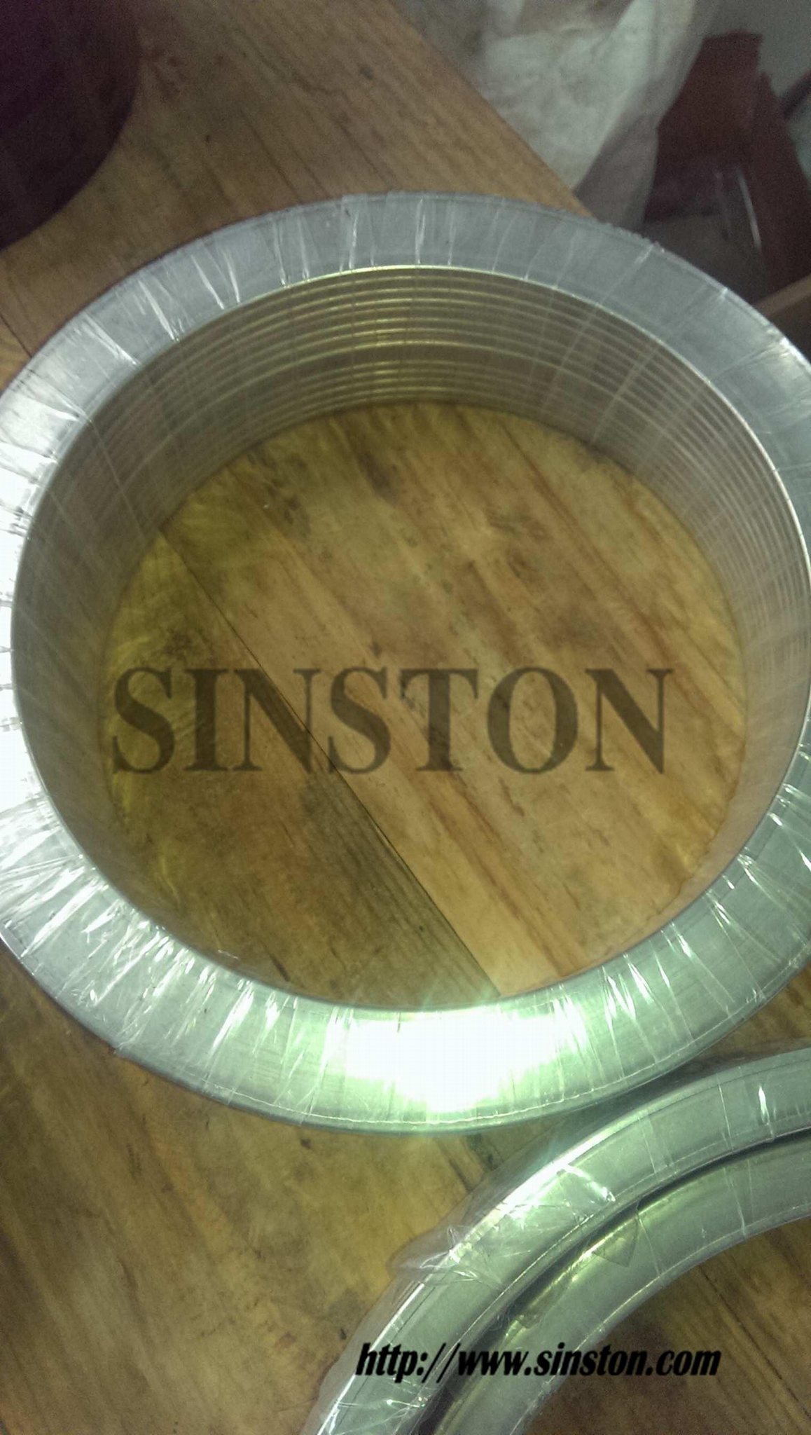 廠家直銷基本型金屬纏繞墊片 1