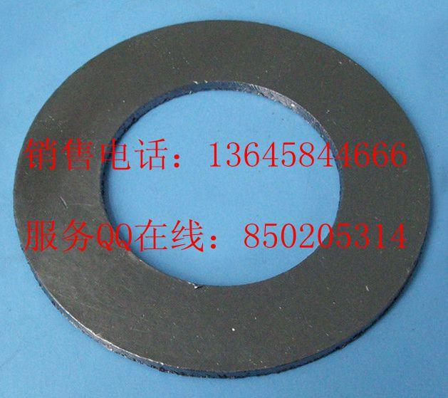 stainless steel reinforced graphite gasket with outer eyelet 5