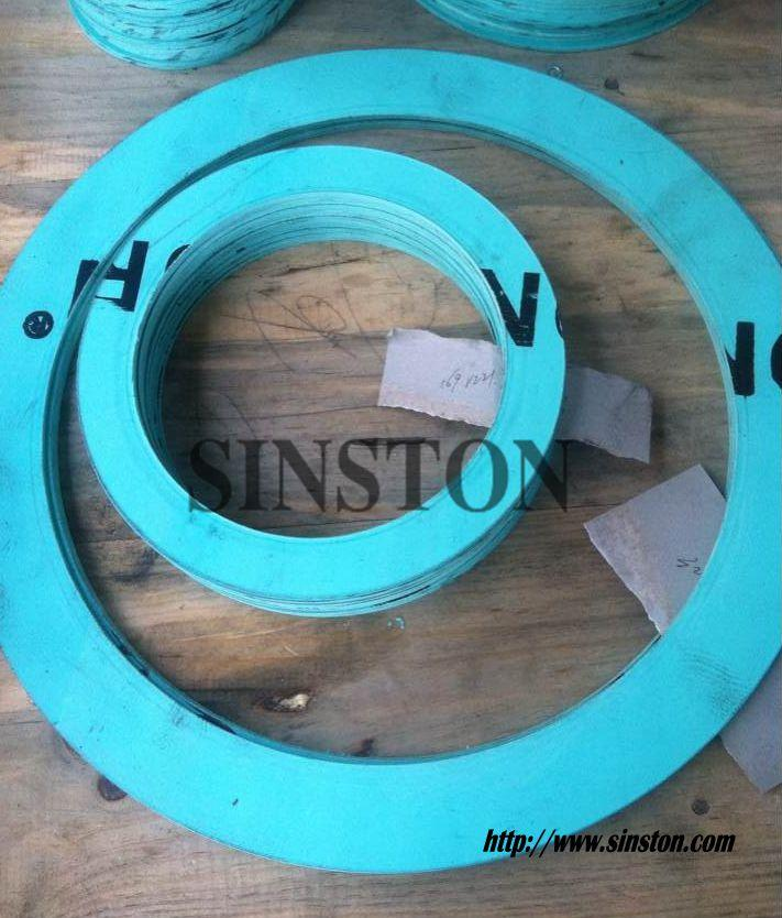 oil resisting non-asbestos rubber gasket 2