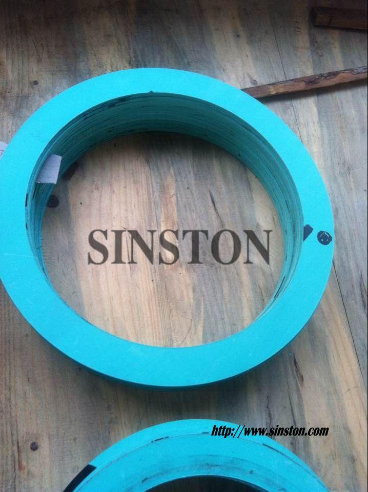 oil resisting non-asbestos rubber gasket 3