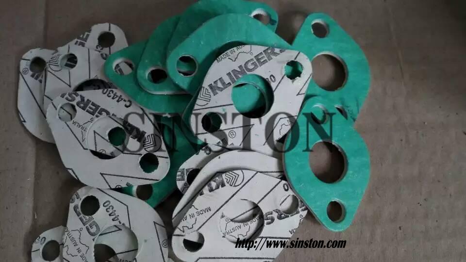 高压中压耐油石棉橡胶板垫片 4