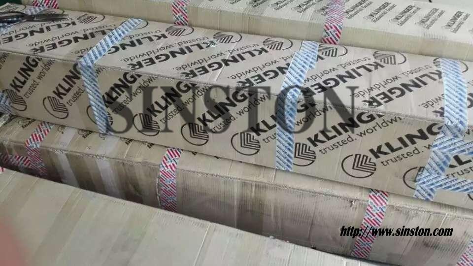 kinger non-asbestos gasket 4
