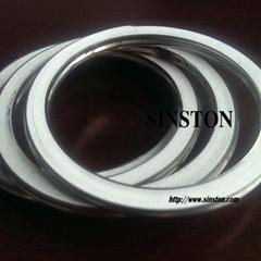 不锈钢304+四氟基本型金属缠绕垫片