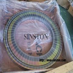金属缠绕垫片|卓瑞出品出口型美标CGI金属缠绕垫片ASME B16.20-2008