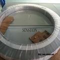 SS316不鏽鋼內外環金屬纏繞墊片 2