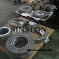 SS316不鏽鋼內外環金屬纏繞墊片 4