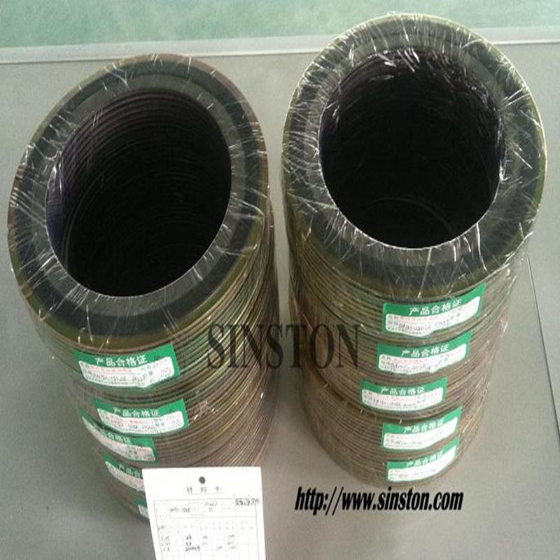 spiral wound gasket with 316 outer ring 1