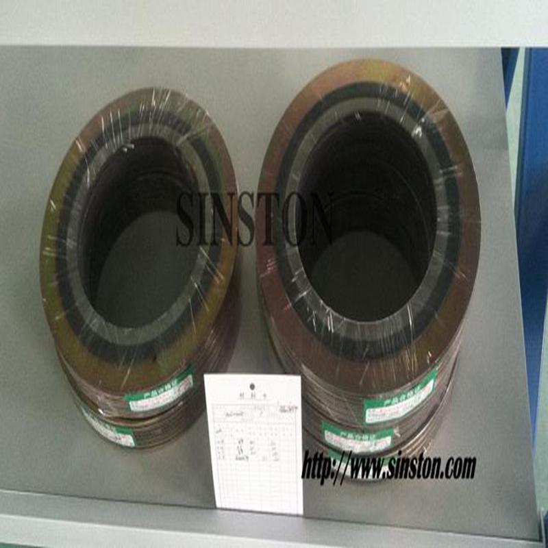 HG/T20610-2009钢制管法兰用金属缠绕垫片 6