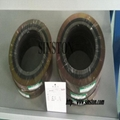 spiral wound gasket with 316 outer ring 6