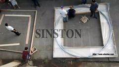 SH/T3407-2013钢制石化管法兰用金属缠绕垫