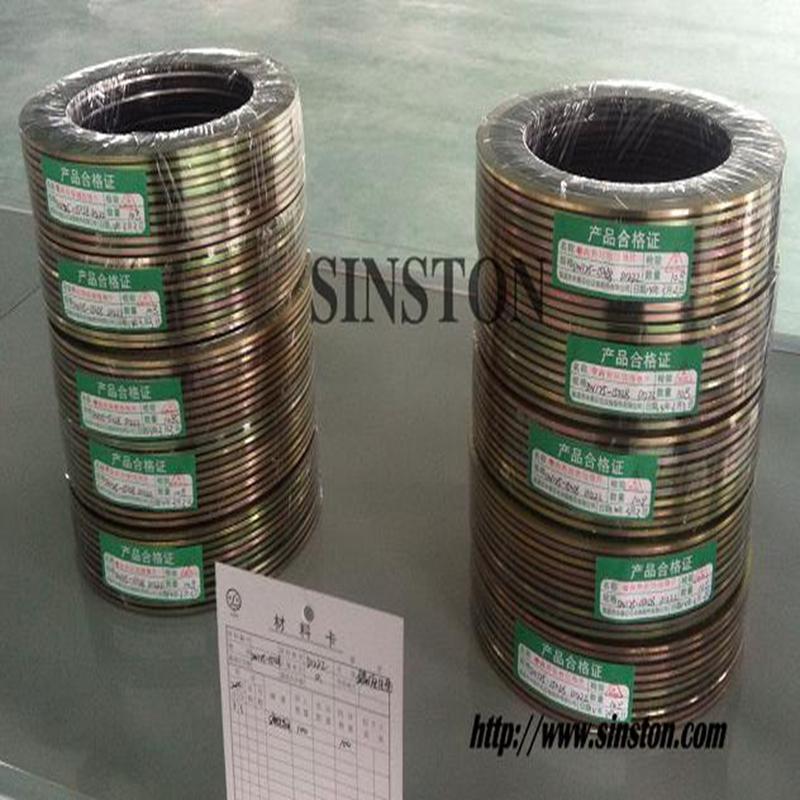 NB/T47025-2012压力容器用缠绕垫片 1