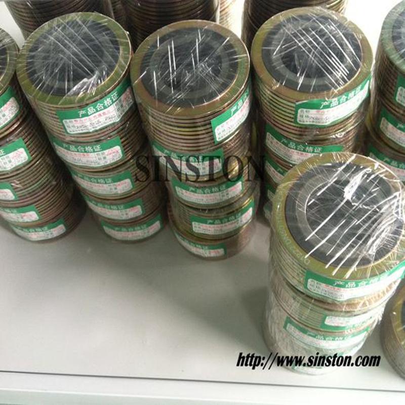 NB/T47025-2012壓力容器用纏繞墊片 2