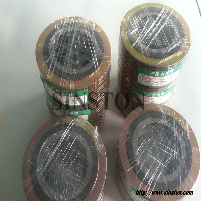 GB/T29463.2-2012管壳式换热器用缠绕垫片 6