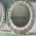 SS304不锈钢内外环金属缠绕