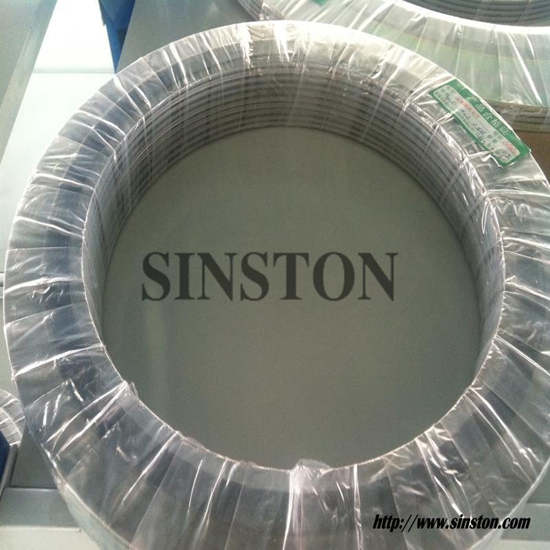 SS304不锈钢内外环金属缠绕垫片 2