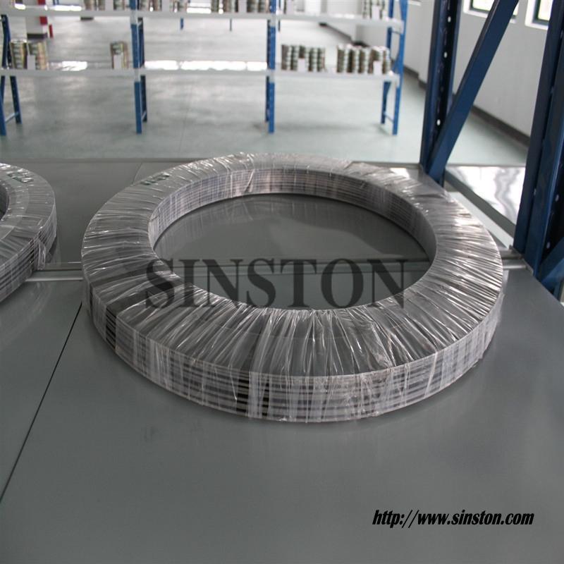 SS304不鏽鋼內外環金屬纏繞墊片 15