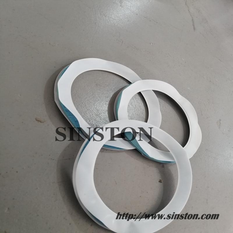 SH 3402-1996 管法兰用聚四氟乙烯包覆垫片  5