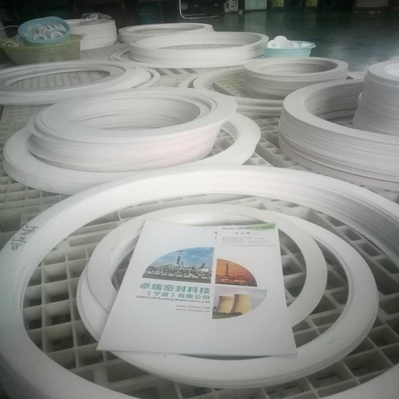 HG/T20606-2009 Pure PTFE gasket 1