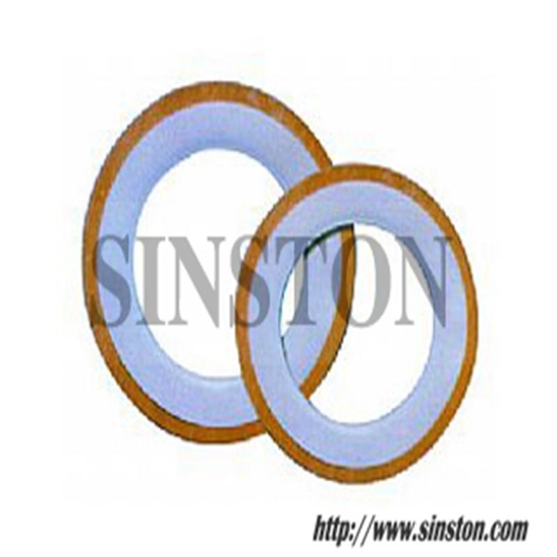 剖切型聚四氟乙烯夹包垫片 1