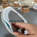 F type  PTFE Enveloped  gasket