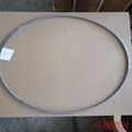 Kammprofile gasket with corrugated graphite tape coated both sides 4